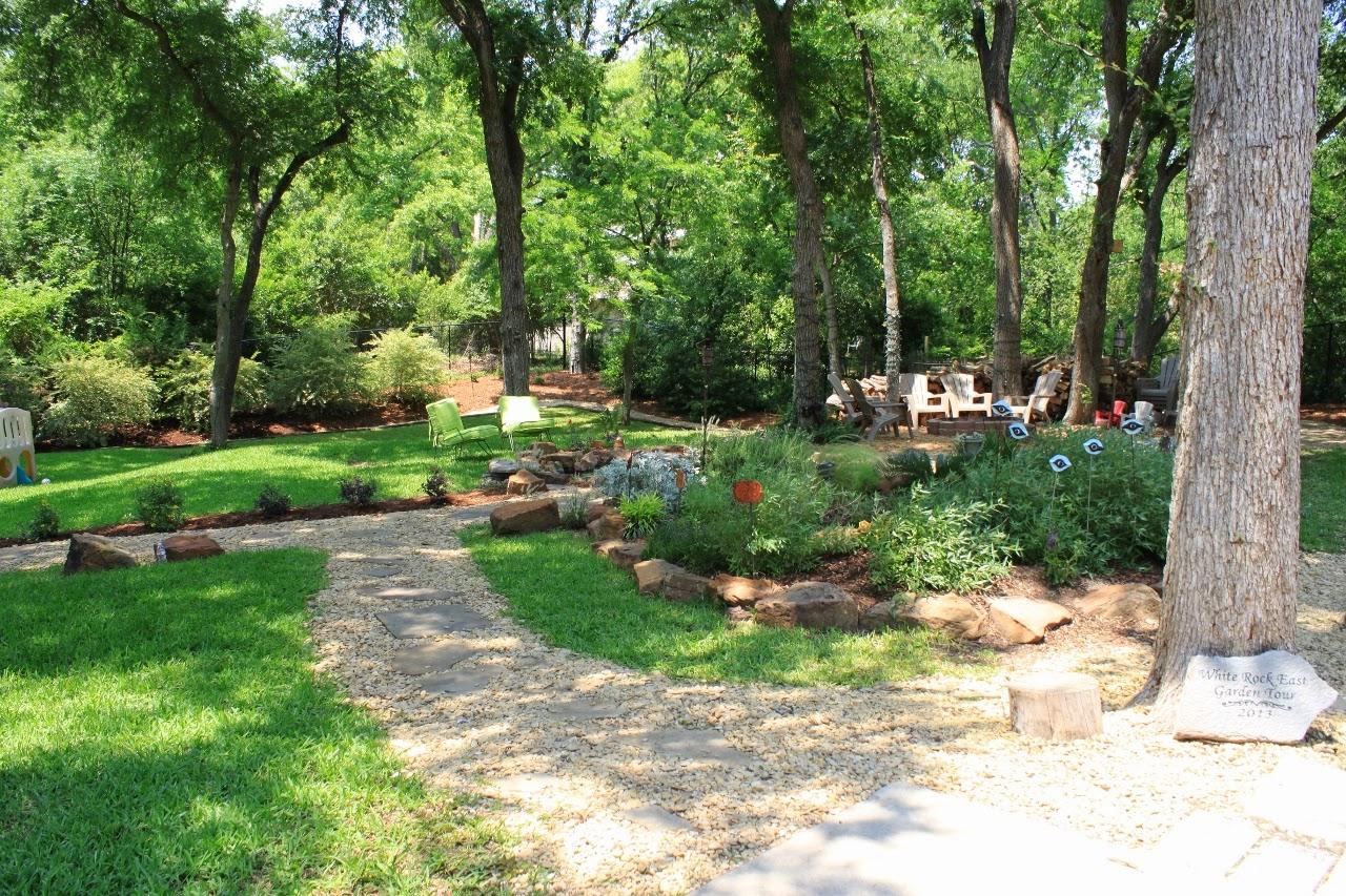 Rock-Oak-Deer: White Rock East Garden Tour Dallas: The ...