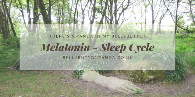 Melatonin and the sleep cycle. www.wilddunkcamping.co.uk