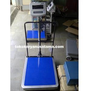 Jual Timbangan Duduk Digital Model GWI Kapasitas 600kg di Jakarta