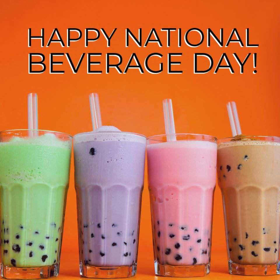 National Beverage Day Wishes Pics