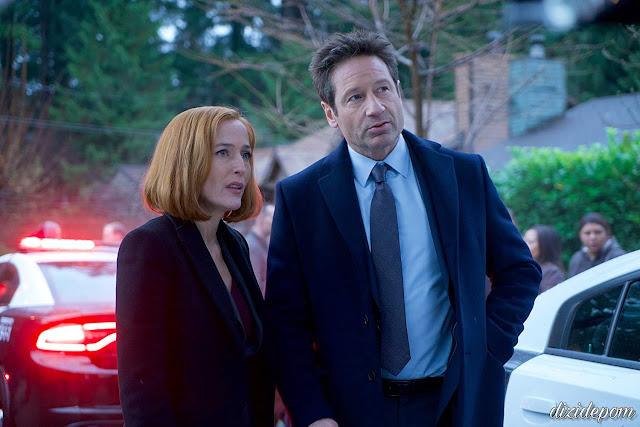 The X-Files Dizisi İndir-İzle