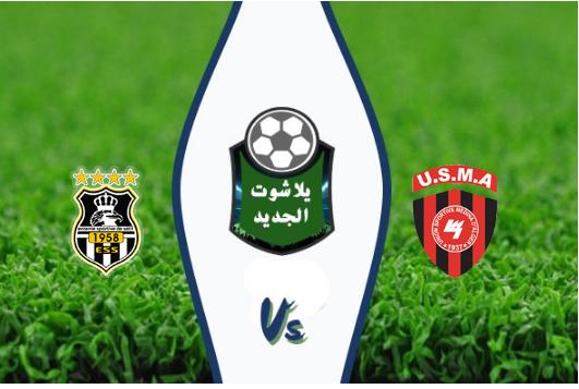 نتيجة مباراة إتحاد الجزائر ووفاق رياضي سطيف 15-08-2019 الرابطة المحترفة الجزائرية الأولى