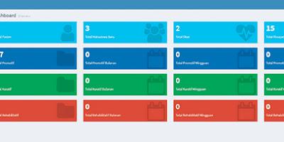 Aplikasi Poliklinik Berbasis Web - PHP