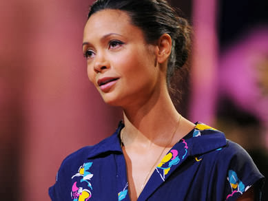 Thandie Newton TED Talk for Social Anxiety