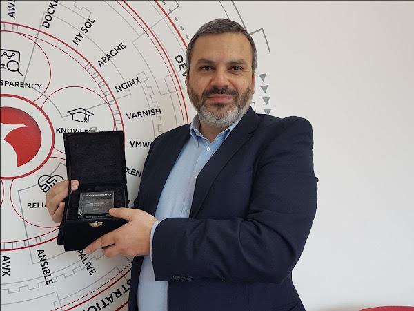 Eurotux recebe distinção Top Performer Portugal da Sophos