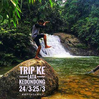 Hiking   TRIP KE LATA KEDONDONG
