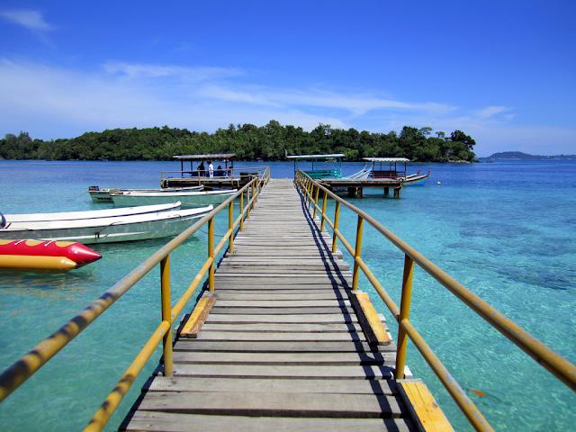 Iboih Beach Pulau Weh Aceh