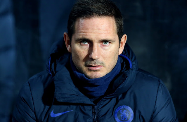 """""""Never lose it even when things are going well"""" - Avram Grant sends Frank Lampard a message"""