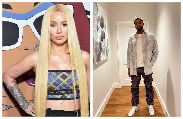 I've literally never met him-Iggy Azalea reacts to the claims that she's sleeping with Tristan Thompson