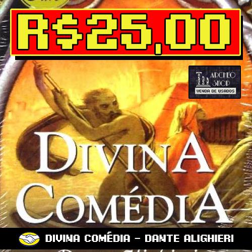 Divina comédia - Dante Alighieri