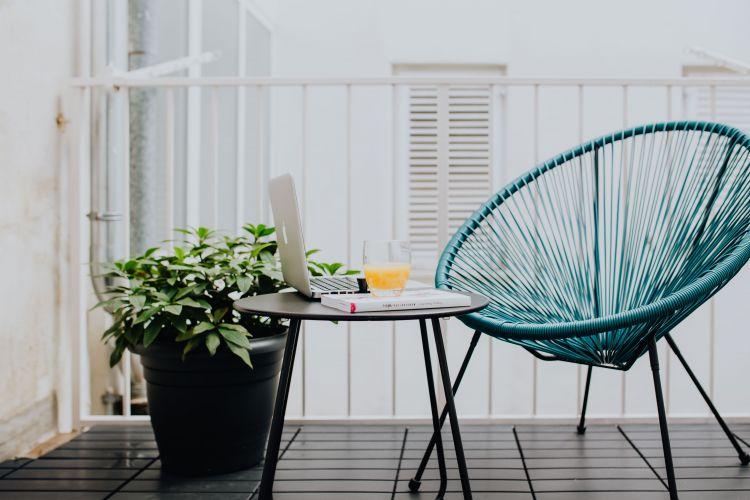 Jak zaaranżować taras lub balkon?