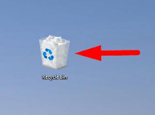 Cara Mengembalikan Recycle Bin Yang Terhapus Windows 7/10
