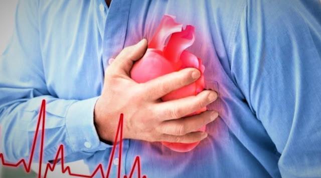 كيف أعرف اني اصبت بنوبة قلبية ؟