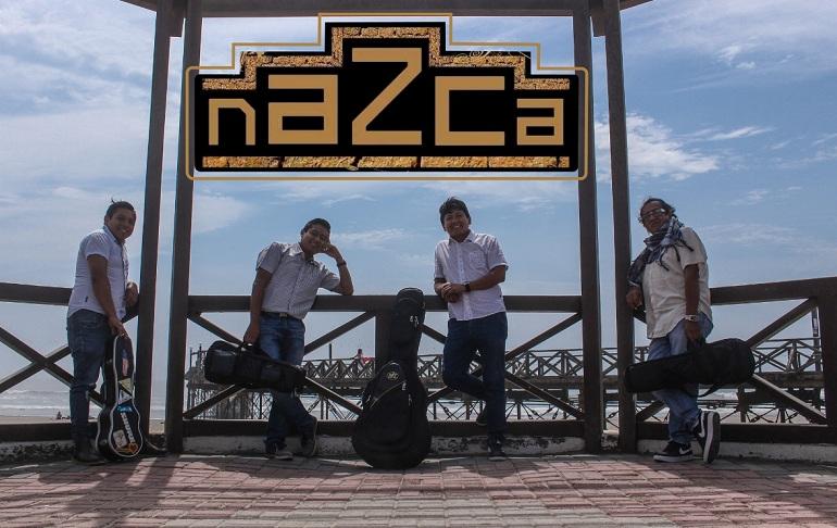 """Grupo Nazca presenta concierto online """"Canto a la Vida"""""""