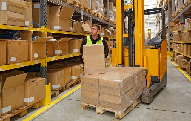 how to choose ecommerce fulfillment distribution center warehouse
