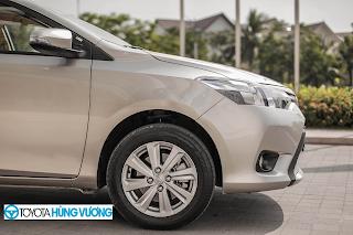 So sánh Toyota Vios với Suzuki Ciaz ảnh 6