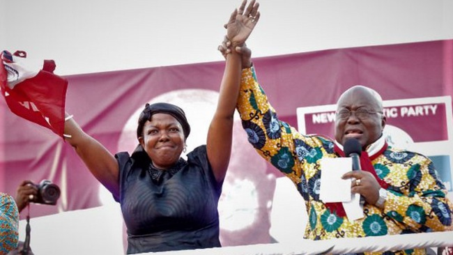 President Akufo-Addo Congratulates Lydia Seyram Alhassan, MP-Elect For Ayawaso West Wuogon