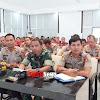 Kapolsek Bajeng, Haidiri Pertemuan Harkatmtibmas Di Baruga Tinggimae