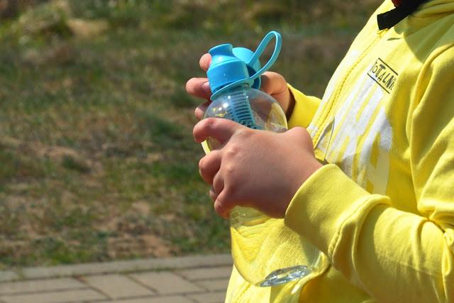 Butelka filtrująca Bobble
