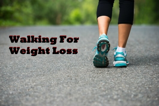 Walking For Weight Loss, Fitness, Weight Loss
