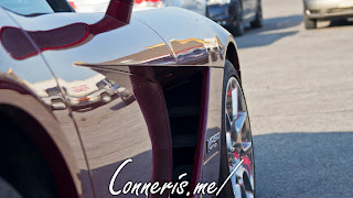 Gen 3 Dodge Viper Cove Vent Detail 1