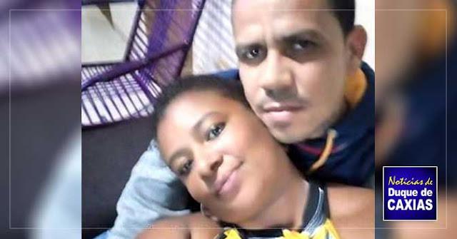 Mulher é assassinada por companheiro em Duque Caxias que estava em condicional por matar ex