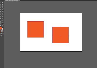 Duplikat Object di adobe Illustrator