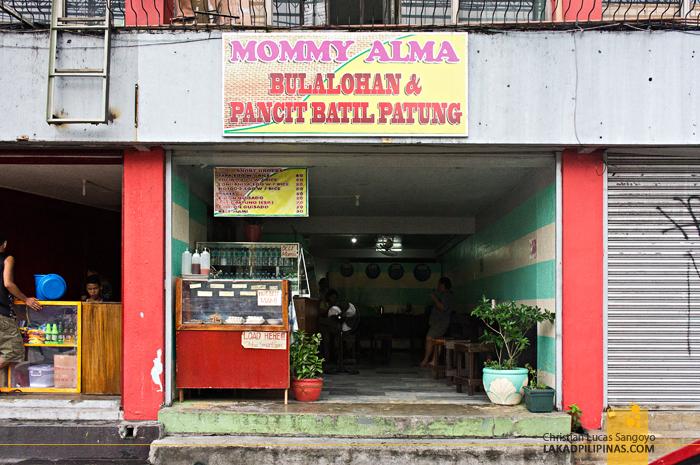 Mommy Alma Pancit Batil Patong GMA QC