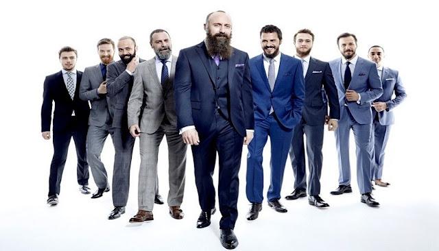 Topul celor mai frumoși și talentați actori turci