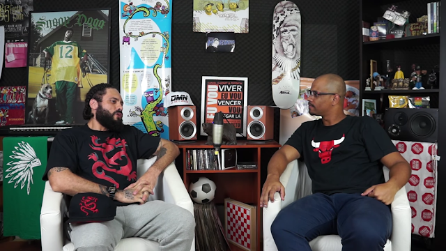 Confira a entrevista do Bomba (SP FUNK) para o Programa Freestyle