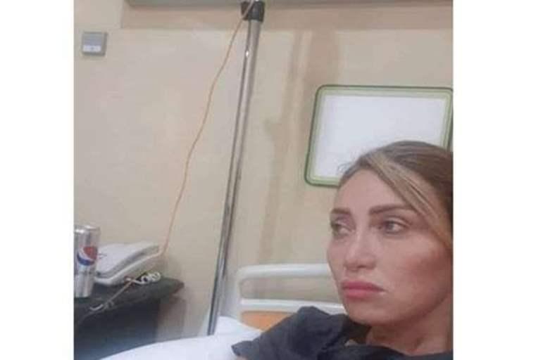 """شاهد.. ريهام سعيد بعد نجاتها من الموت: """"الظلم وحش أوي"""""""