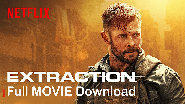 Extraction (2020) English HD Movie 720p Download with Torrents