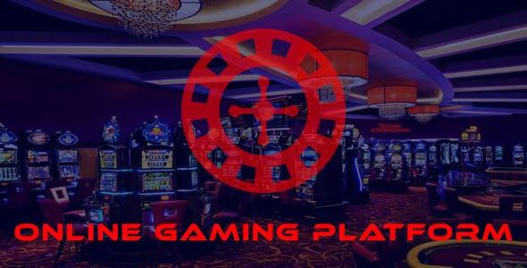 GameDen v1.0 - Online Gaming Platform