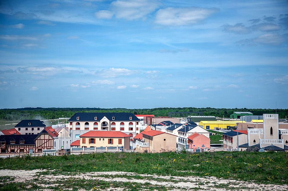 навчальне місто Jeoffrecourt