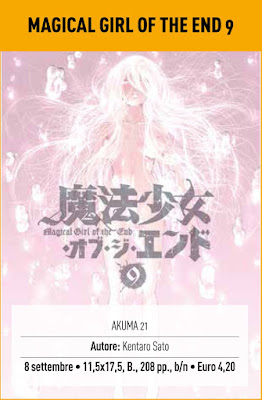 Magical girl of the end #9