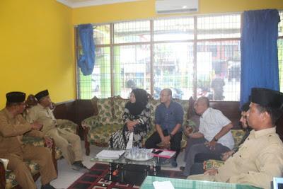 Kemenag Tanjungbalai Terima Kunjungan UIN Sumatera Utara