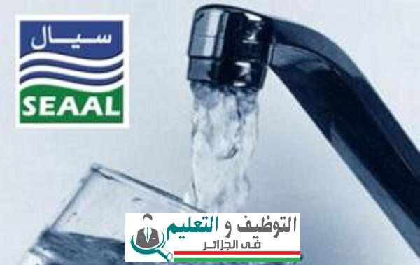 اعلان توظيف بشركة سيال Seaal