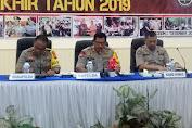 Tahun 2019 Tindak Pidana Kejahatan di NTB Turun