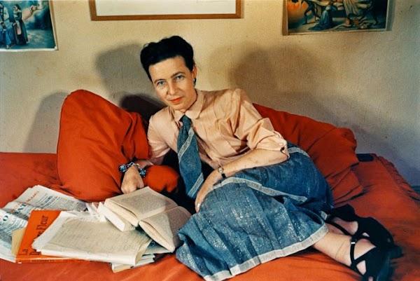 Simone de Beauvoir : El segundo sexo (PDF)