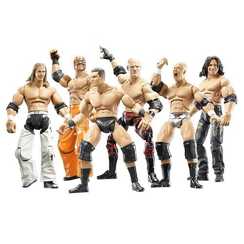 Wwe Wrestleing Toys 101