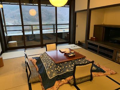 山木館 二間客室