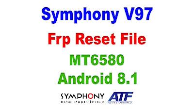 Symphony V97 Frp Reset File