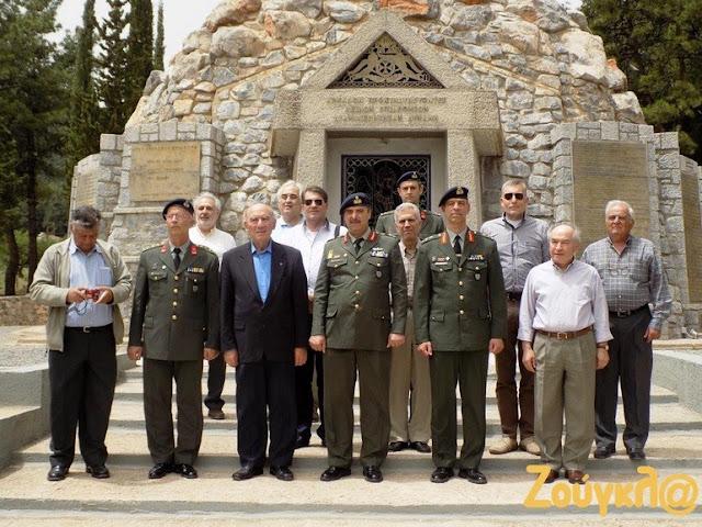 Βετεράνοι του Β' Παγκοσμίου Πολέμου τιμήθηκαν στην Τρίπολη