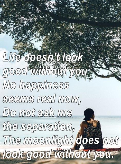 Lines poetry english romantic 2 Short Love