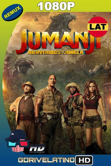 Jumanji: Bienvenidos a la Jungla (2017) BDRemux 1080p Latino-Ingles MKV