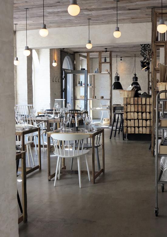 Restaurant Hst  Copenhagen  Stylizimo