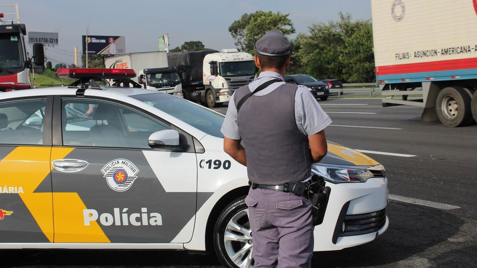 """Cinco pessoas são presas durante operação """"Rodovia Mais Segura"""" em Catanduva"""