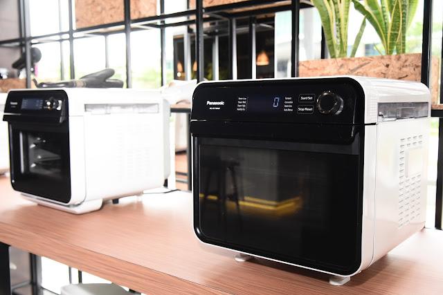 Panasonic Cubie Oven Model Nu Sc100w Makes Magic To My