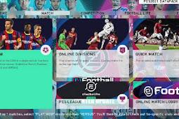 PES 2021 eFootball Custom Patch + Liga 1 Shopee Winter Transfer 2021 PS3 PKG