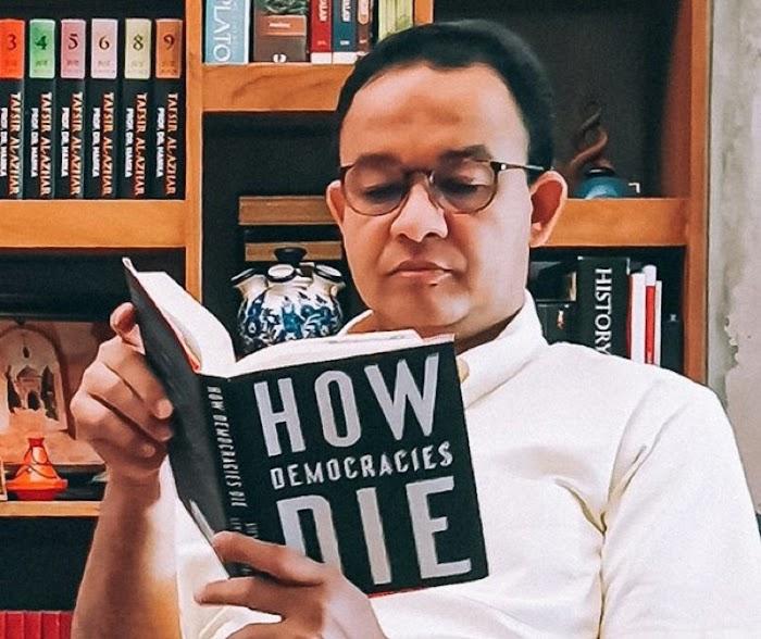 Pengamat: 'How Democracies Die' Sindiran Anies untuk Oligarki